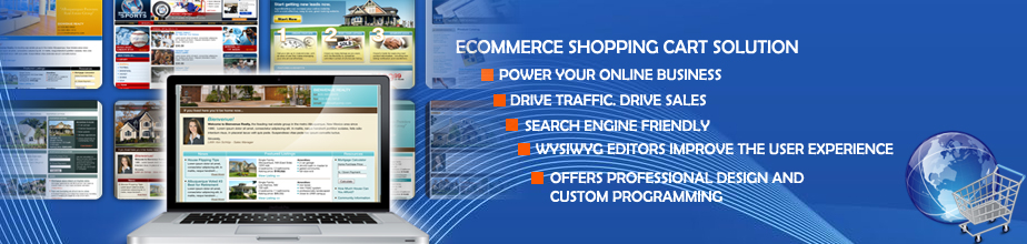 E-Commerce Shopping Cart Software Solution
